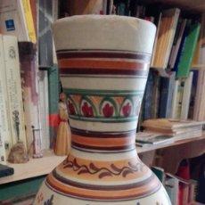 Antigüedades: JARRON CERAMICA . Lote 165604062
