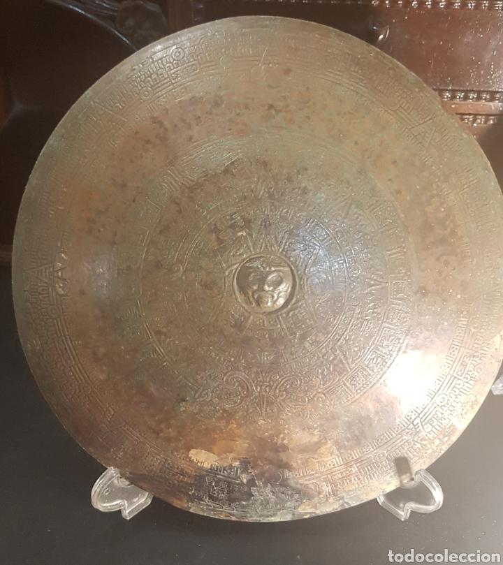 CALENDARIO MAYA (Antigüedades - Varios)