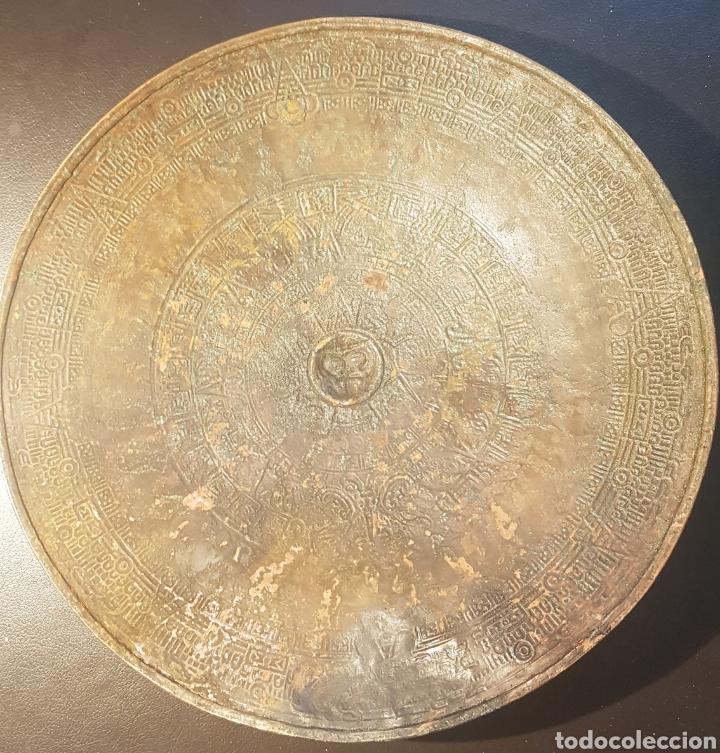 Antigüedades: Calendario Maya - Foto 5 - 165615618