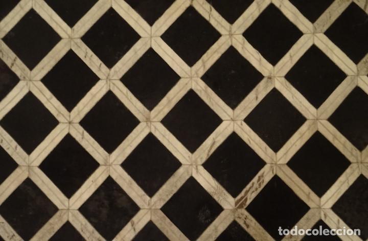 Antigüedades: Alfombra Piel de Vaca - Foto 3 - 165627658