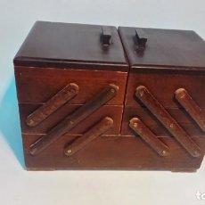 Antigüedades: COSTURERO EXTENSIBLE-. Lote 165651750