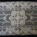 Antigüedades: ANTIGUO TAPETE DE ENCAJE - PPIO. XX. Lote 165652010