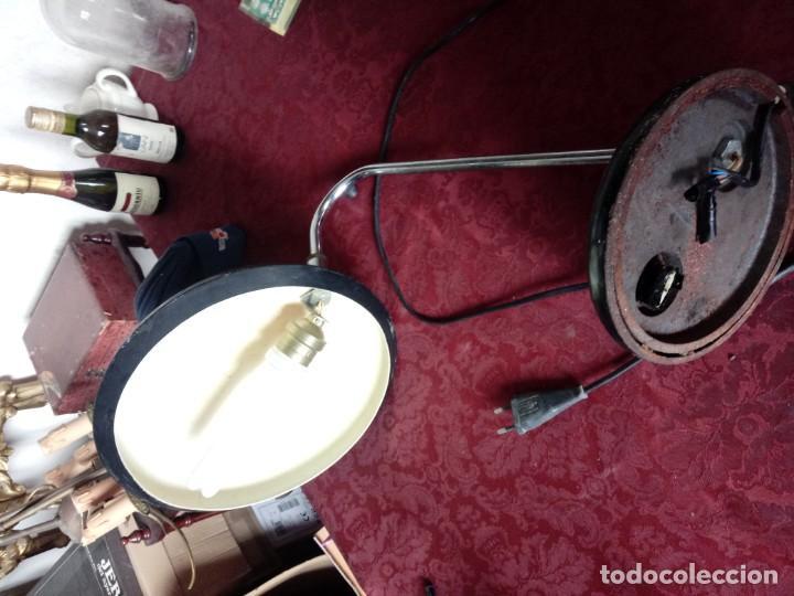Antigüedades: Lampara cisne tipo fase - Foto 4 - 165652378