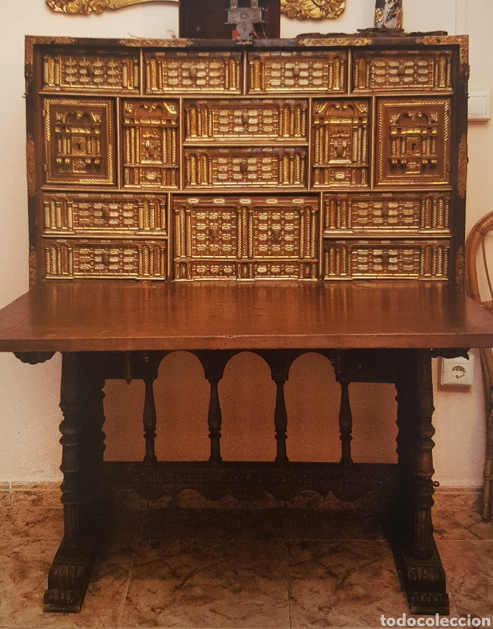 Antigüedades: Bargueño S.XVII - Foto 2 - 165656373