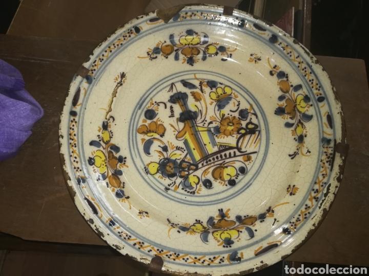 CERÁMICA POPULAR ESPAÑOLA DE TRIANA XVIII (Antigüedades - Porcelanas y Cerámicas - Triana)
