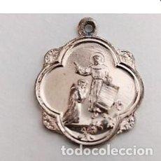 Antigüedades: ANTIGUA MEDALLA DE LA BENDICIÓN DE SAN FRANCISCO . Lote 165744962