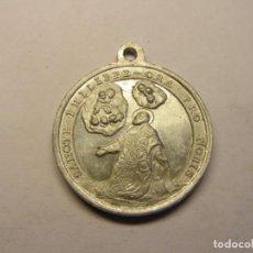 Antigüedades: MEDALLA RELIGIOSA ANTIGUA DE SAN FELIPE. Lote 165806402