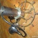 Antigüedades: OFERTA ANTIGUA LAMPARA DE ESTILO FUTURISTA POP PATA TECHO. Lote 165855218