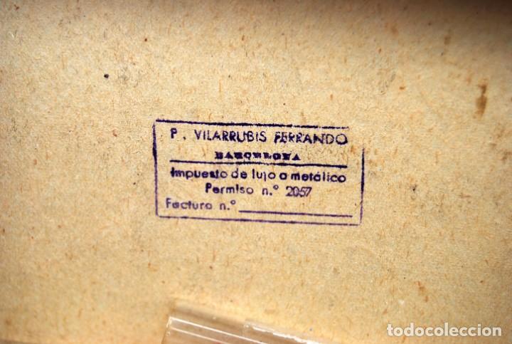 Antigüedades: LOTE DE 22 TUBOS DE ENSAYO Y PROBETAS MATERIAL DE LABORATORIO, FARMACIA CRISTAL SOPLADO AÑOS 20-30 - Foto 5 - 165861374