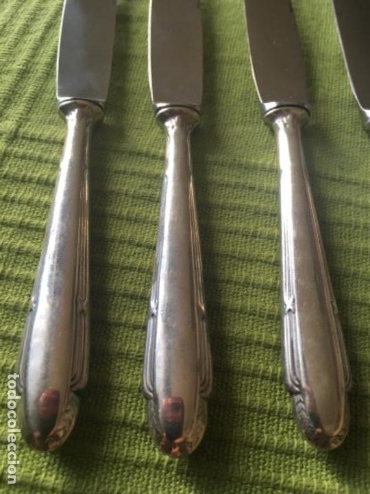 Antigüedades: 6 cuchillos antiguos - Foto 5 - 165892570