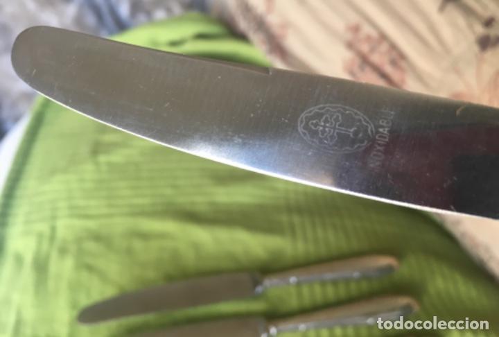 Antigüedades: 6 cuchillos antiguos - Foto 8 - 165892570