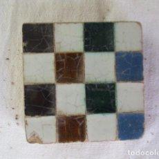 Antigüedades: AZULEJO OLAMBRILLA. Lote 165901782