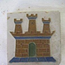 Antigüedades: AZULEJO OLAMBRILLA. Lote 165901878