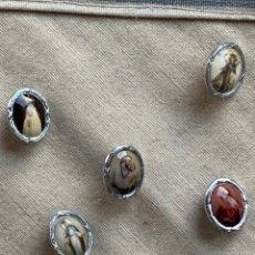 Antigüedades: PINS RELIGIOSOS. Lote 165921882