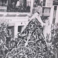 Antigüedades: HERMANDAD DE NUESTRO PADRE JESUS DEL RESCATE Y MARIA SANTISIMA DE GRACIA NAVIDAD 1962 PROCESION . Lote 166008606