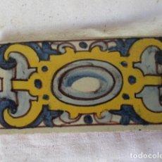 Antigüedades: AZULEJO RAMOS REJANO. Lote 166063950