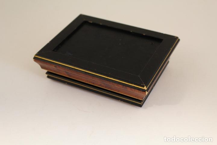 Antigüedades: caja joyero en plata de ley 925milesimas - Foto 7 - 174207517