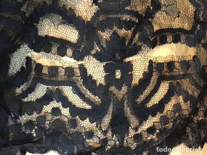 Antigüedades: MANTILLA DE TERMO S. XIX - Foto 4 - 166104010
