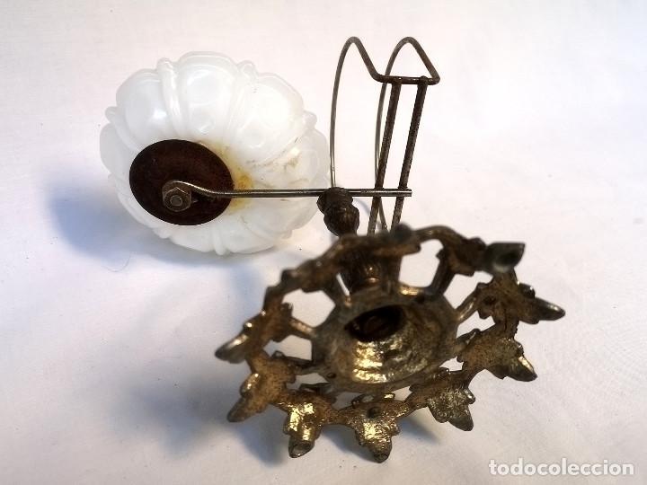 Antigüedades: Jabonera de bronce - Foto 5 - 166120142