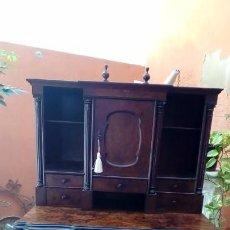 Antigüedades: BUREAU-ESCRITORIO-SS XIX. Lote 166100690