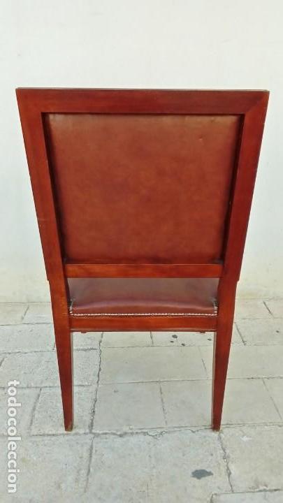 Antigüedades: sillon de despacho- - Foto 3 - 166118246