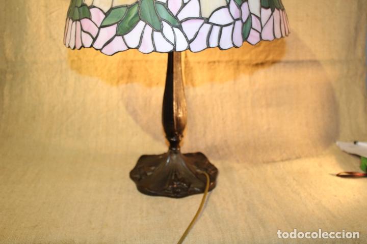 Antigüedades: lampara de pie - Foto 3 - 166138778