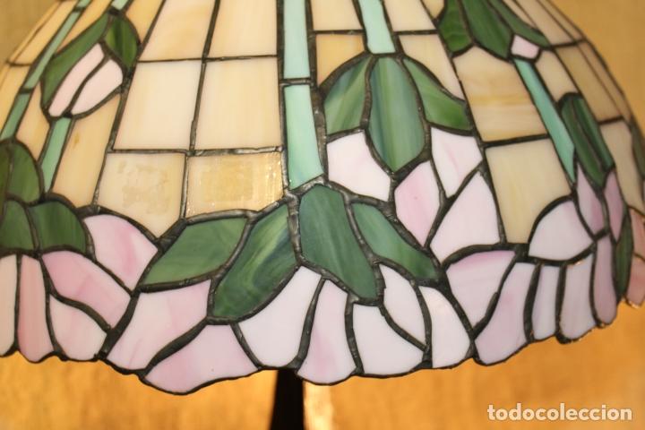 Antigüedades: lampara de pie - Foto 6 - 166138778