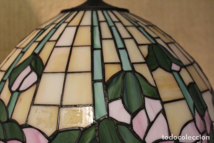 Antigüedades: lampara de pie - Foto 7 - 166138778
