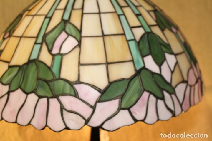 Antigüedades: lampara de pie - Foto 8 - 166138778