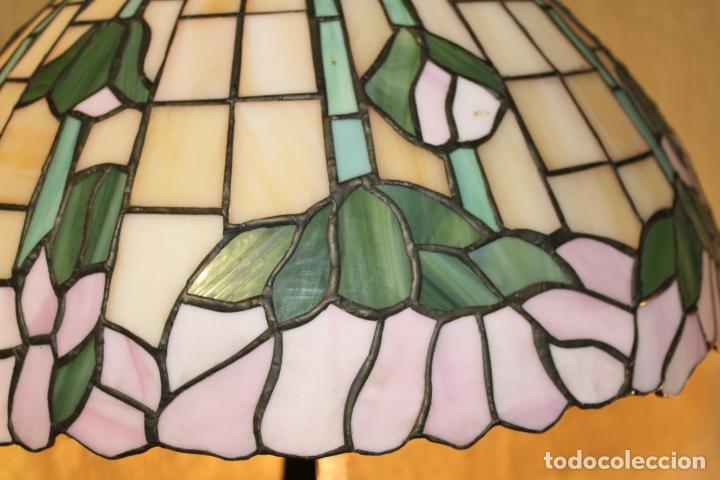 Antigüedades: lampara de pie - Foto 9 - 166138778