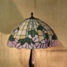 Antigüedades: LAMPARA DE PIE. Lote 166138778