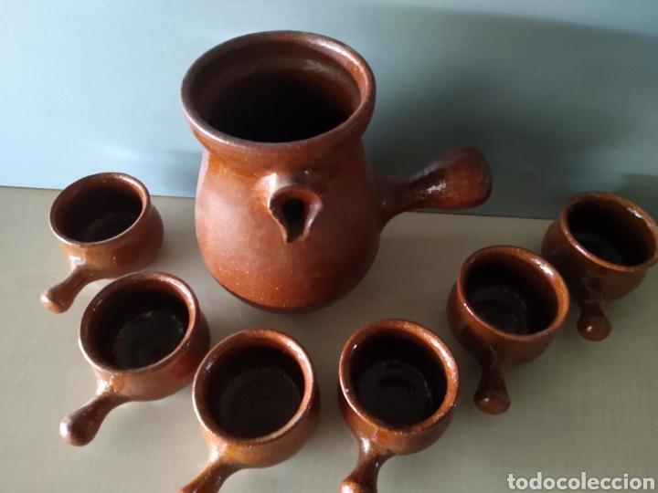 CHOCOLATERA (Antigüedades - Varios)