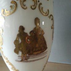 Antigüedades: JARRON DE OPALINA. Lote 166181066