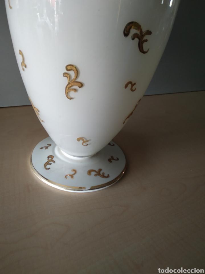 Antigüedades: Jarron de opalina - Foto 5 - 166181066
