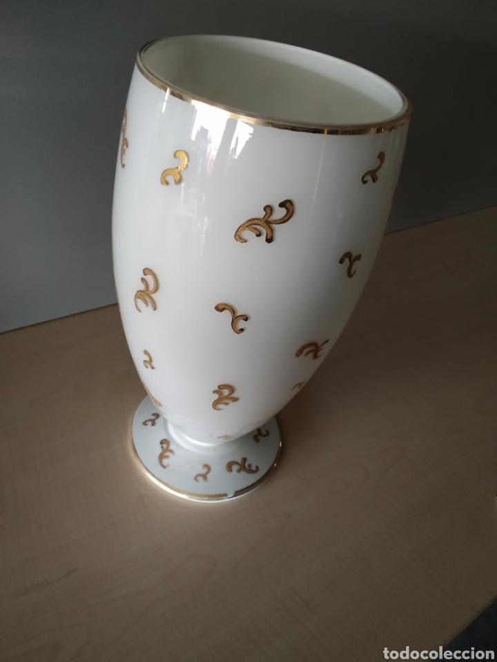Antigüedades: Jarron de opalina - Foto 6 - 166181066
