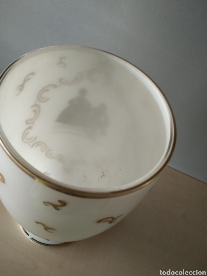 Antigüedades: Jarron de opalina - Foto 8 - 166181066