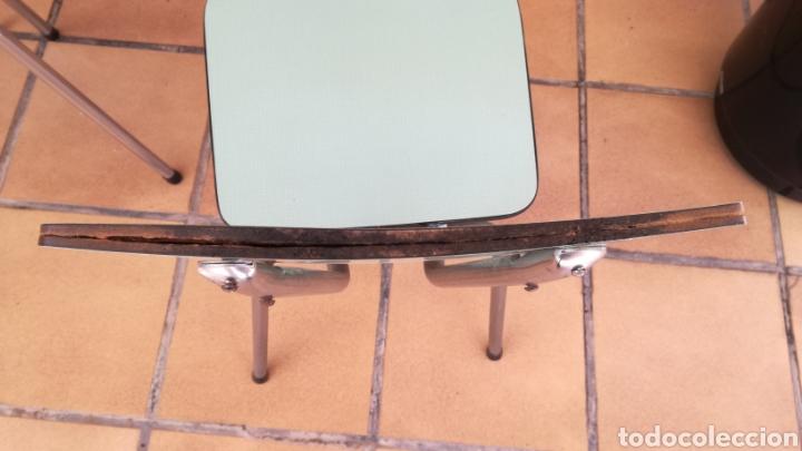 Antigüedades: Mesa y sillas cocina Vintage - Foto 4 - 166235944