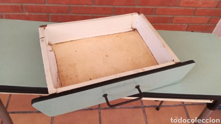 Antigüedades: Mesa y sillas cocina Vintage - Foto 5 - 166235944