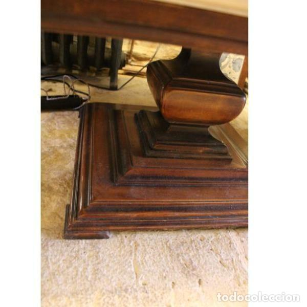 Antigüedades: Antigua mesa de ónix - Foto 5 - 166326110