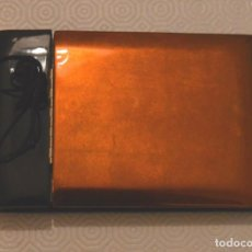 Antigüedades: ALBUM FOTOS -LACADO JAPONES - SIN USAR - LACA. Lote 166451174