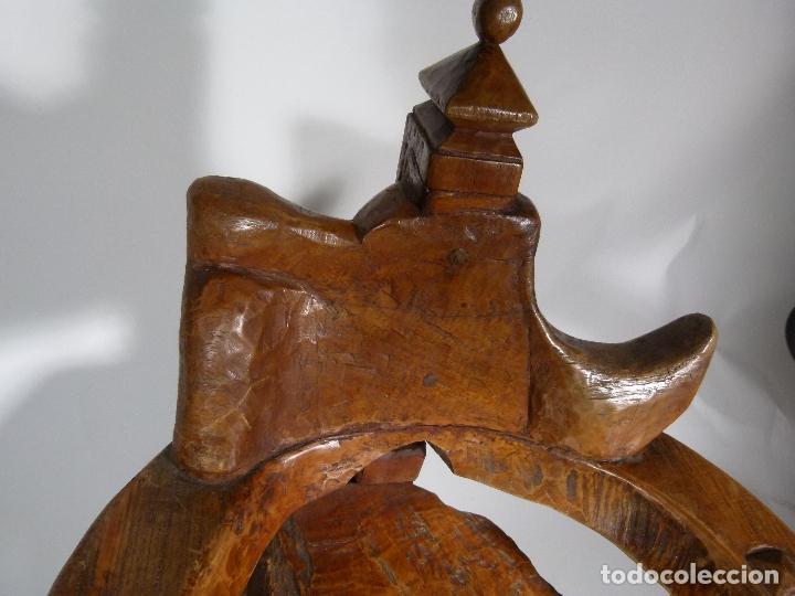 Antigüedades: SILLON ART BRUT ESCULTURA - Foto 15 - 166484450