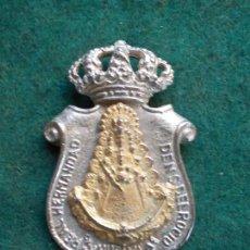 Antigüedades: MEDALLA ANTIGUA REAL HERMANDAD DEL ROCIO HUELVA. Lote 166489106