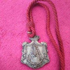 Antigüedades: MEDALLA HERMANDAD ROCÍO VILLAMANRIQUE DE LA CONDESA. Lote 166489922