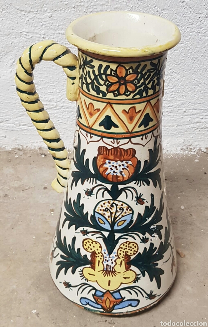 SINGULAR PIEZA DE CERÁMICA O PORCELANA VIDRIADA PROCEDENCIA DESCONOCIDA (Antigüedades - Porcelanas y Cerámicas - Otras)
