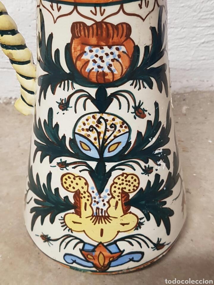 Antigüedades: Singular pieza de cerámica o porcelana vidriada procedencia desconocida - Foto 3 - 166491733