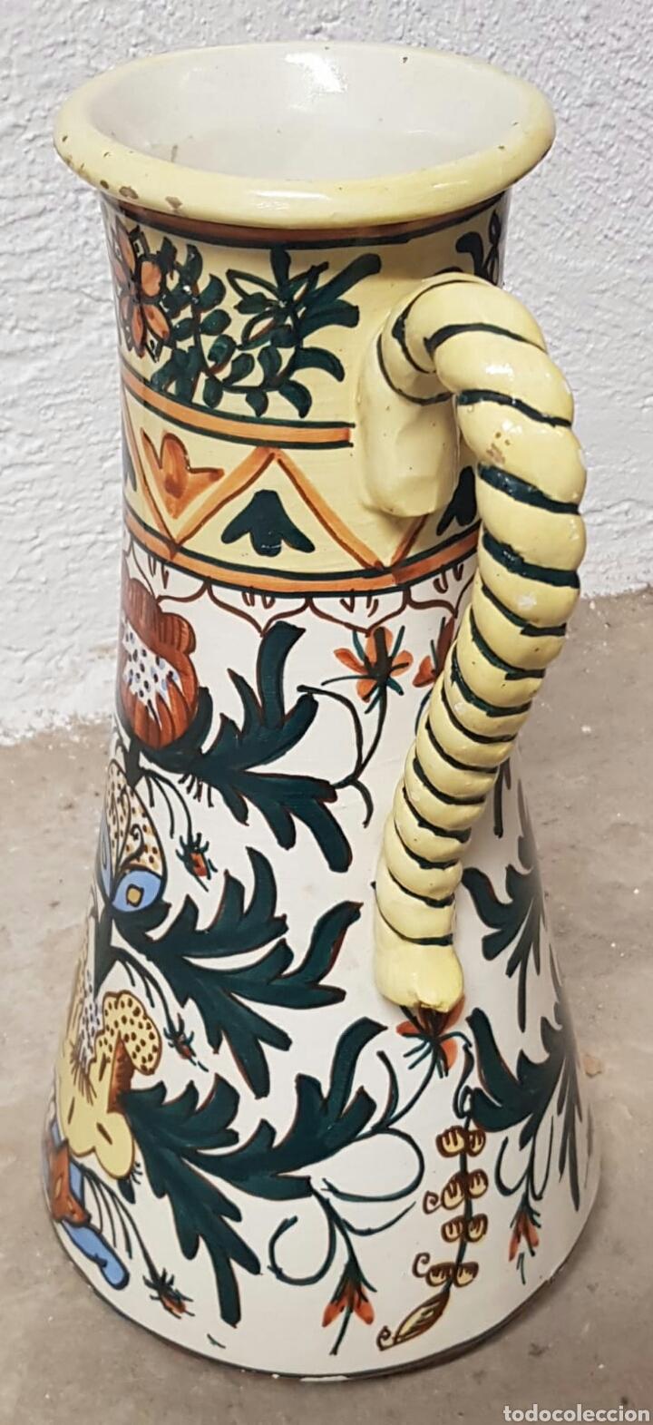 Antigüedades: Singular pieza de cerámica o porcelana vidriada procedencia desconocida - Foto 7 - 166491733