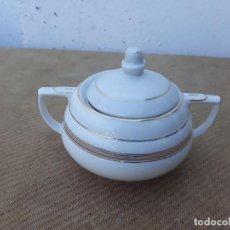 Antigüedades - azucarero porcelana - 166538214