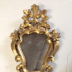 Antigüedades: CORNUCOPIA TALLADA SIGLO XVII XVIII. Lote 166550082