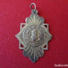 Antigüedades: REUS. TARRAGONA. RECUERDO DE MISERICORDIA. PEQUEÑA MEDALLITA ANTIGUA. 2,80 GRMS.. Lote 166557074