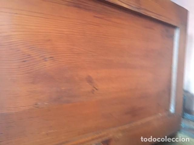 Antigüedades: RECIBIDOR-APARADOR ANTIGUO CON TAPA DE MARMOL - Foto 7 - 124929375